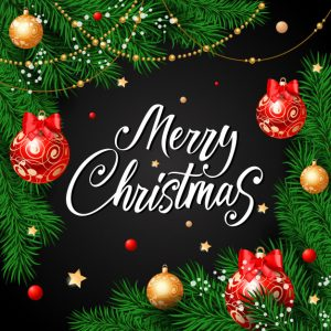 Merry Christmas and a Happy New Year!
